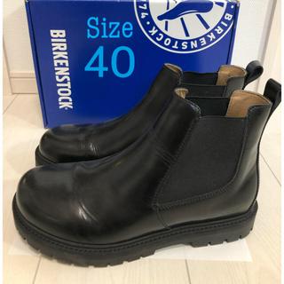 ビルケンシュトック(BIRKENSTOCK)のビルケンシュトック チェルシーブーツ STALON 26cm/40    (ブーツ)