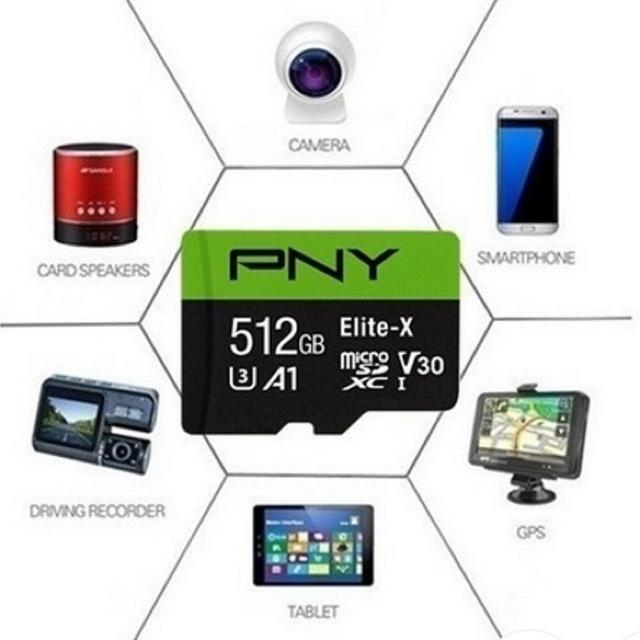 ✨激安✨PNY Elite-X 512GB microSD マイクロSD スマホ/家電/カメラのスマホ/家電/カメラ その他(その他)の商品写真
