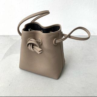 ロンハーマン(Ron Herman)のbasic bucket bag / トープ(ハンドバッグ)