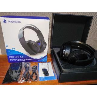 SONY - PS4 SONY プレミアムワイヤレスサラウンドヘッドセット