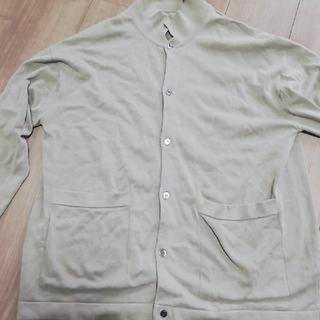 ワンエルディーケーセレクト(1LDK SELECT)のcrepuscule ニットシャツ ポータークラシック イージーシャツ セット(ニット/セーター)