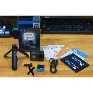 GoPro - GoPro HERO8 BLACK SDカード64GB付き +おまけ