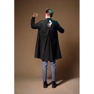 UNDERCOVER - UNDERCOVER  ブラック  メンズ  スーツジャケット