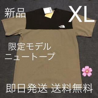 THE NORTH FACE - 送料無料 限定品 ニュートープ XLサイズ ノースフェイス ヌプシシャツ