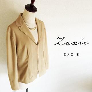 ザジ(ZAZIE)のZAZIEザジ☆軽めテーラードジャケット(テーラードジャケット)