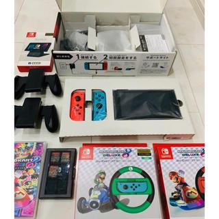 Nintendo Switch - Nintendo Switch本体&マリオカート8セット