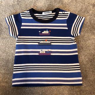 ファミリア(familiar)のファミリア 半袖Tシャツ 90(Tシャツ/カットソー)
