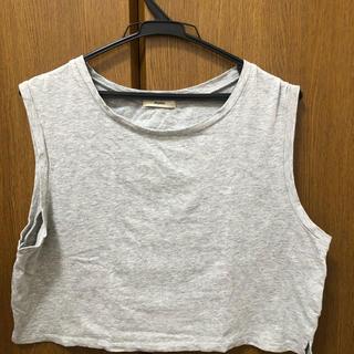 ミスティック(mystic)のmystic  ノースリーブシャツ(Tシャツ(半袖/袖なし))