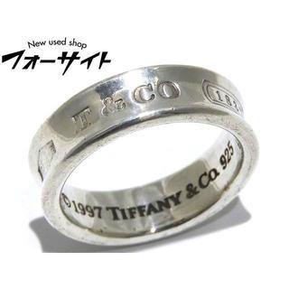 ティファニー(Tiffany & Co.)のティファニー ☆ 1837 リング シルバー925 #20 メンズ 指輪 1(リング(指輪))