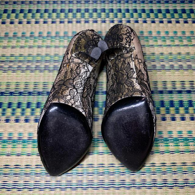 DOLCE&GABBANA(ドルチェアンドガッバーナ)のDOLCE&GABBANA パンプス 23cm  レディースの靴/シューズ(ハイヒール/パンプス)の商品写真