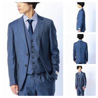 コムサメン(COMME CA MEN)の◆COMME CA MEN◆CERRUTI ジェノバ セットアップ 3P スーツ(セットアップ)