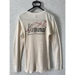 サムライ(SAMOURAI)の* サムライ サーマル 長袖 カットソー M(Tシャツ/カットソー(七分/長袖))