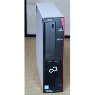 富士通 - ESPRIMO D556M i3 6100 8G 500G Win10Pro