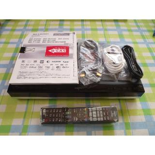 シャープ(SHARP)のHATCH様 HDD1TB新品 シャープ AQUOS BD-W1700(ブルーレイレコーダー)