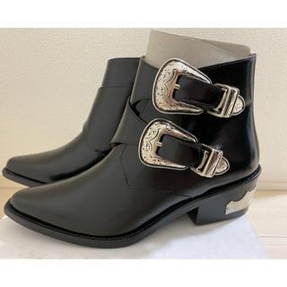 トーガ(TOGA)のTOGA PULLA Metal belt boots 36 トーガ(ブーツ)