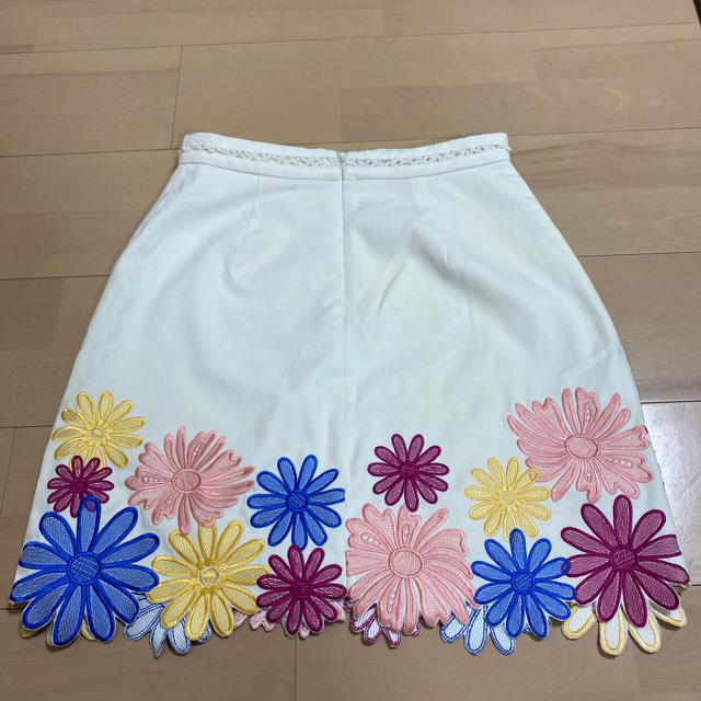 Lily Brown(リリーブラウン)の【美品】【値下げ】リリーブラウン スカート サイズ1 レディースのスカート(ひざ丈スカート)の商品写真