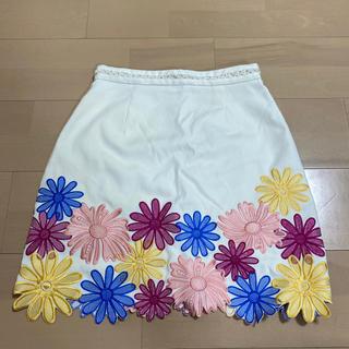 Lily Brown - 【美品】リリーブラウン スカート サイズ1