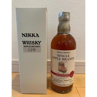 ニッカウイスキー(ニッカウヰスキー)のニッカウイスキー アップルブランデー12年(ウイスキー)