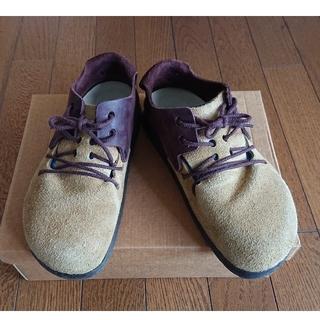 ビルケンシュトック(BIRKENSTOCK)のビルケンシュトック  モンタナ 35(ローファー/革靴)