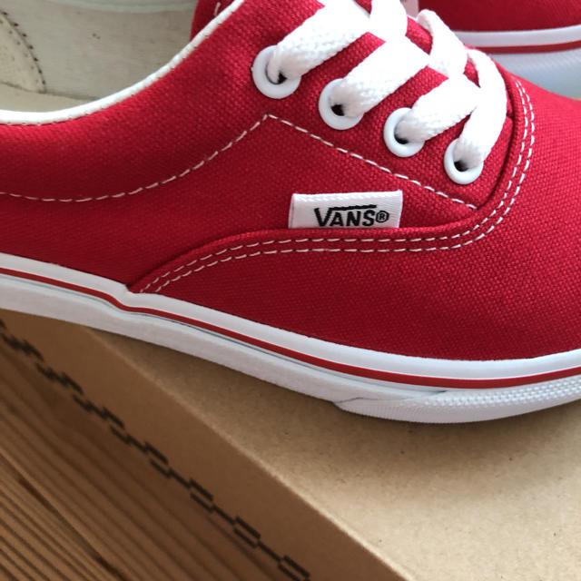 VANS(ヴァンズ)の新品 バンズ スニーカー エラ 24.5 レディースの靴/シューズ(スニーカー)の商品写真
