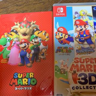 Nintendo Switch - 任天堂 スーパーマリオ3Dコレクション