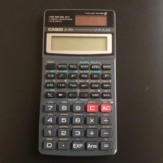 カシオ(CASIO)の関数電卓 CASIO fx912s(オフィス用品一般)
