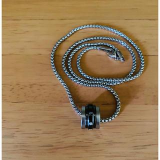 ネックレス 丸型 輪型
