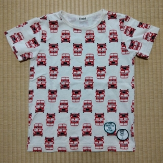 ターカーミニ(t/mini)の130☆ターカーミニ Tシャツ(Tシャツ/カットソー)