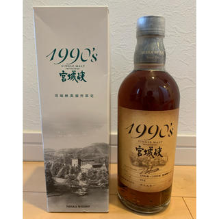 ニッカウイスキー(ニッカウヰスキー)のニッカウイスキー 宮城峡1990 (ウイスキー)