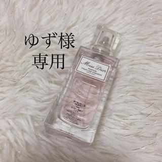 ディオール(Dior)のミスディオール🌸ヘアミスト(ヘアウォーター/ヘアミスト)
