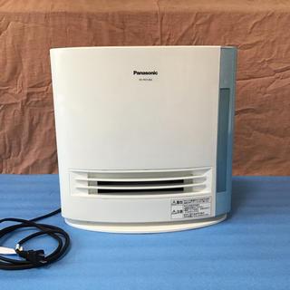 パナソニック(Panasonic)のPanasonic 加湿セラミックファンヒーター 2011年製 中国製造(電気ヒーター)