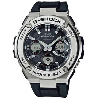 ジーショック(G-SHOCK)の☆★新品未使用★☆ G-SHOCK Gスチール GST-W110-1AJF(腕時計(アナログ))