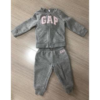 ベビーギャップ(babyGAP)のbaby GAP  セットアップ スエット ジャージ(その他)