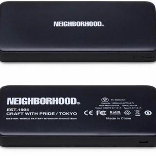 NEIGHBORHOOD - neighborhood mobile battery モバイルバッテリー