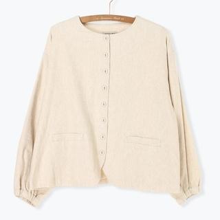 SM2 - 【 新品タグ付】SM2  クルーネックショートジャケット