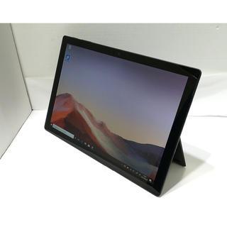 マイクロソフト(Microsoft)の美品 Microsoft Surface Pro 7 VAT-00027(タブレット)