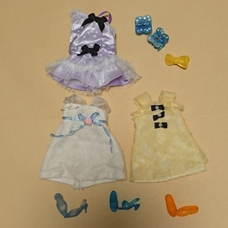 タカラトミー(Takara Tomy)のリカちゃん リカちゃん人形 服 用品セット(ぬいぐるみ/人形)