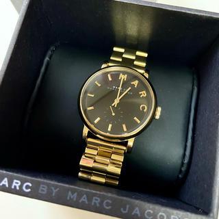 マークバイマークジェイコブス(MARC BY MARC JACOBS)のマークバイマークジェイコブス 腕時計 ゴールド(腕時計)