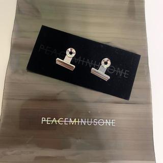 ピースマイナスワン(PEACEMINUSONE)の「本日限定セール」PMO BULLDOG CLIP PIN SET(その他)