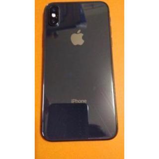 iPhone - iPhone X 64G SIMロック解除済み 不具合無し