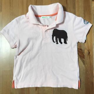 ビームス(BEAMS)のビームスミニ ポロシャツ 110(Tシャツ/カットソー)