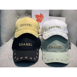 CHANEL - 【二枚千円引き送料込み】CHANEL ロゴシャネル キャップ 帽子 CAP