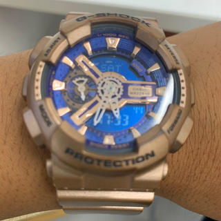 ジーショック(G-SHOCK)のGショック 時計(腕時計(アナログ))