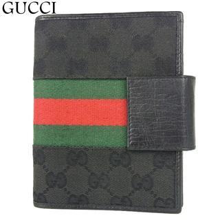 グッチ(Gucci)のグッチ シェリー GG アジェンダ 手帳 ノートブック カバー(手帳)