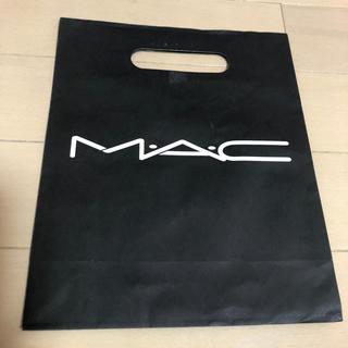 マック(MAC)のMacのショッパー(ショップ袋)