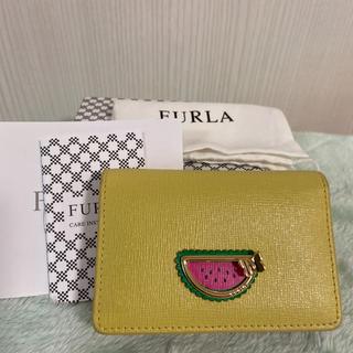 フルラ(Furla)のフルラ コインケース カードケース 極美品(コインケース)