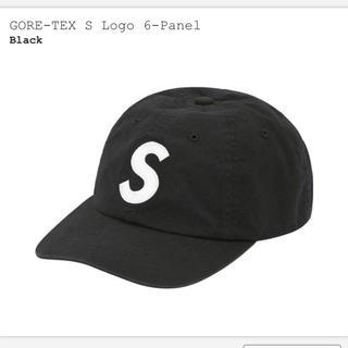 Supreme - Supreme GORE-TEX S Logo 6-panel CAP 黒