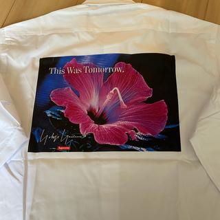 Supreme - M Supreme Yohji Yamamoto Shirt シュプリーム