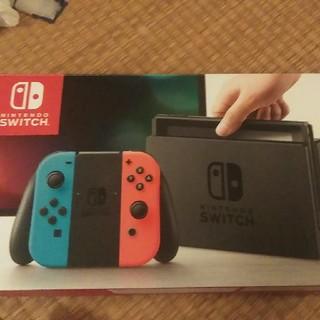 Nintendo Switch - Switch本体 美品