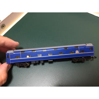トミー(TOMMY)のTOMIX 24系北斗星 オハネ25-560 TN対応 混成バラ(鉄道模型)